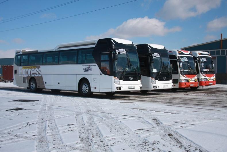 """Улаанбаатараас """"Эрээн"""" хот руу өдөр бүр автобус явж байна!"""
