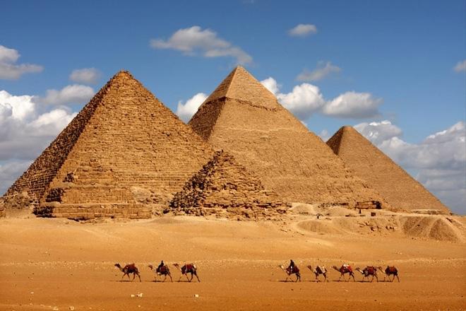 Египетийн үнэт архитектурууд