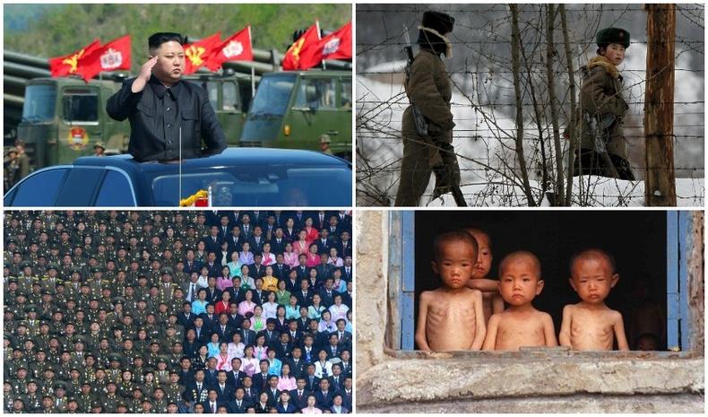 Хойд Солонгосын тухай  бидний мэддэггүй  хар бараан нууцууд