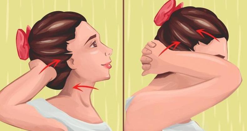 Хэрвээ таны хүзүү хөшиж өвддөг бол эдгээр дасгалыг хийгээрэй!