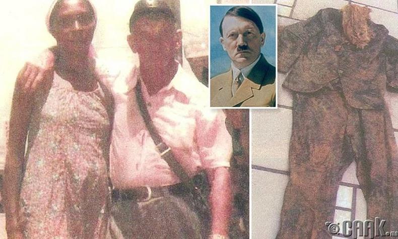 """""""Адольф Гитлер дайны дараа амьд байсан"""" гэсэн нууц баримт ил болжээ"""