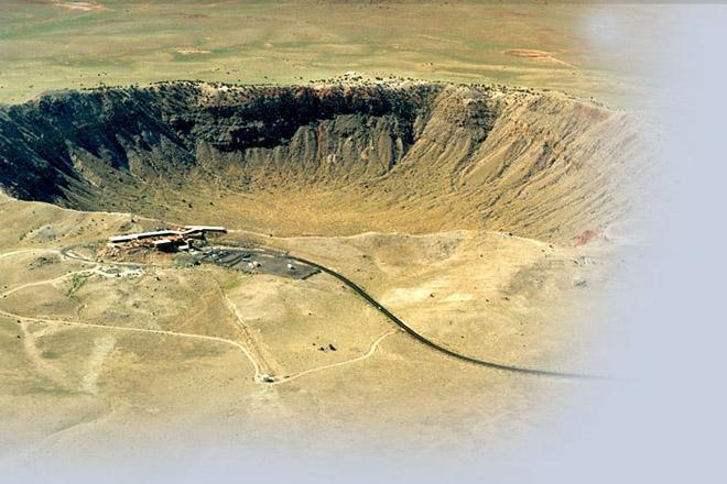 Дэлхий дээр унасан хамгийн том 10 солир