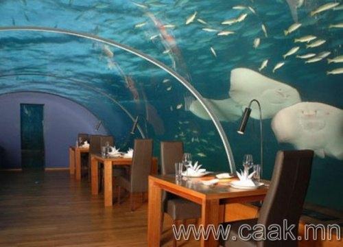 Усан доорх Itha ресторан