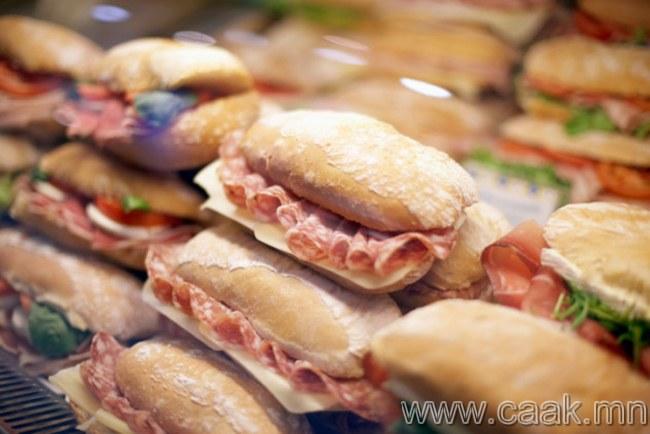 Дэлхийн I Дайны шалтгаан нь сэндвич үү?