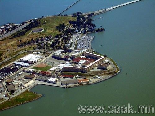 San Quentin –ий шорон