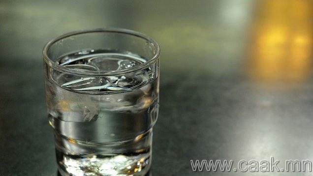 Их ус уух хэрэгтэй
