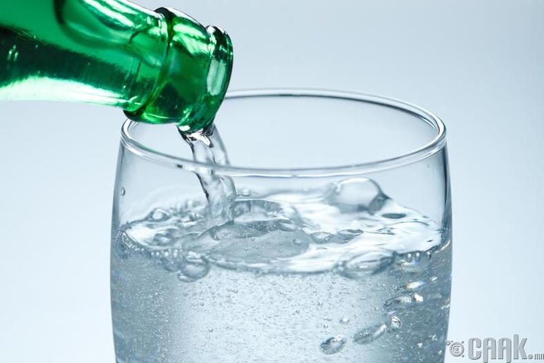 Ус болон сода