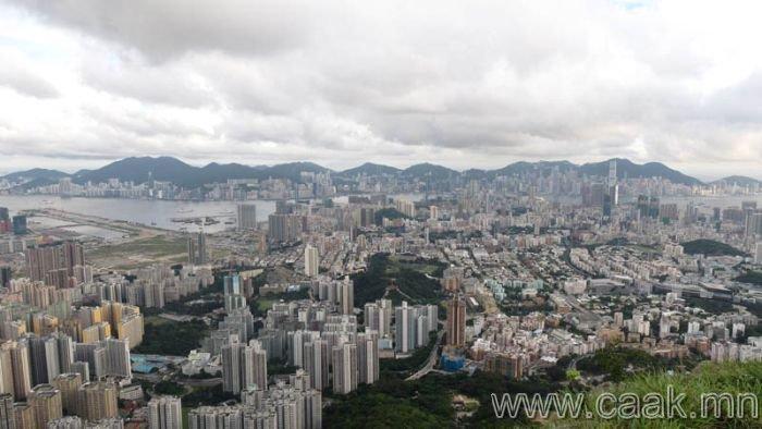 Хонконг - 7,685 ширхэг єндєр барилгатай