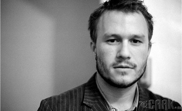 Хит Лэджер (Heath Ledger)