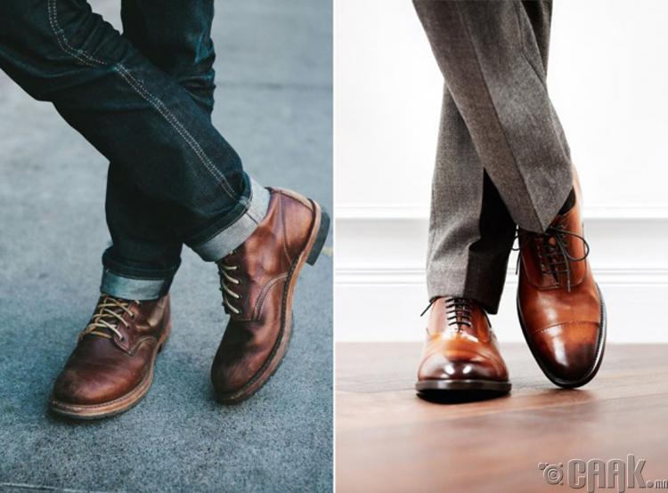 Дэгжин гутал