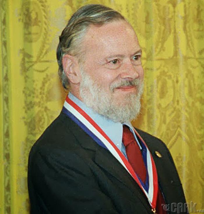 Деннис Ричи (Dennis Ritchie)