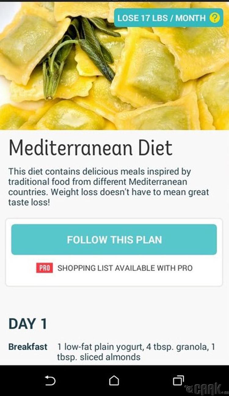 """""""DietPoint"""""""