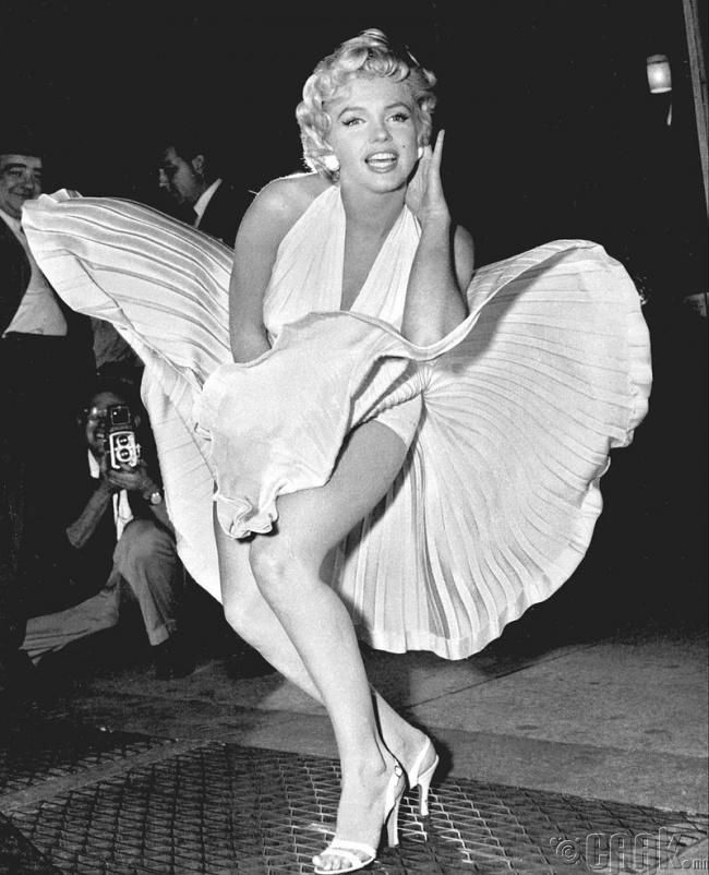 Мэрлин Монро (Marilyn Monroe)