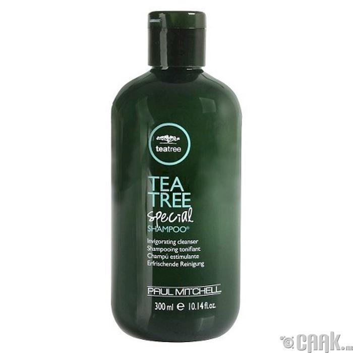 Paul Mitchell - Цайны навчны хандтай шампунь (Tea Tree Special Shampoo)