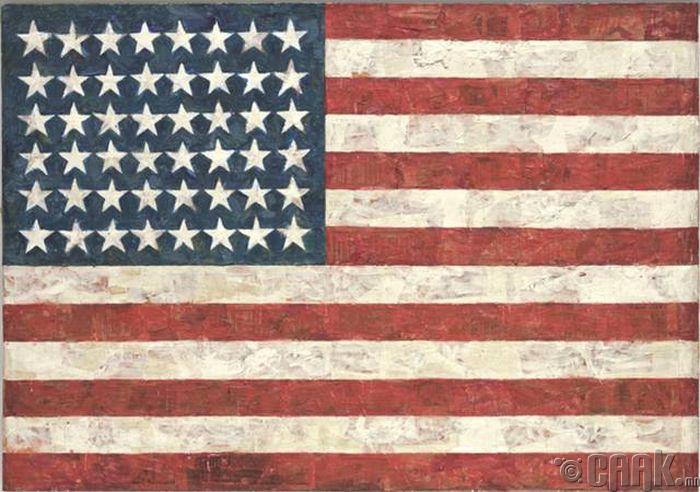 """Flag"" - 119,400,000 доллар"