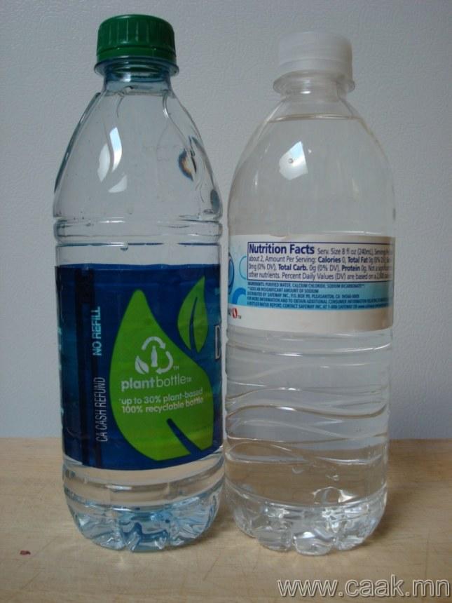 Хөргөгчиндөө цэвэр ус хийгээрэй