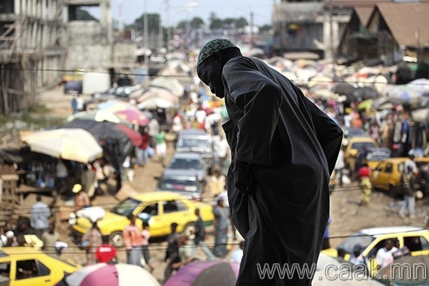 Найрамдлын татвар (Гвиней)