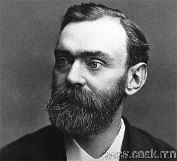 Альфред Нобель (Alfred Nobel) 1833 — 1897