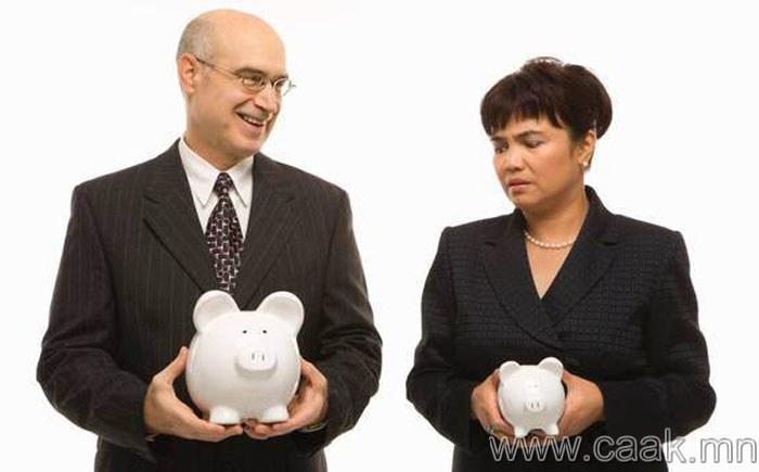 Мөнгө болон туршлага дутагдал