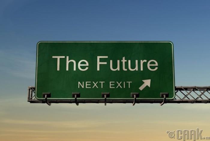 Ирээдүйдээ санаа зовних