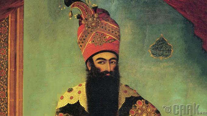 Фат Аль Шах Кажар (Fat′h Ali Shah Qajar)