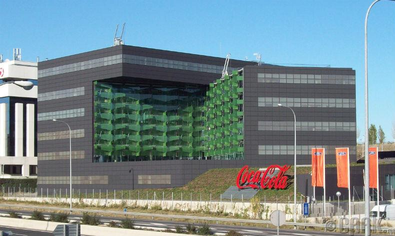 """The Coca Cola Company"""
