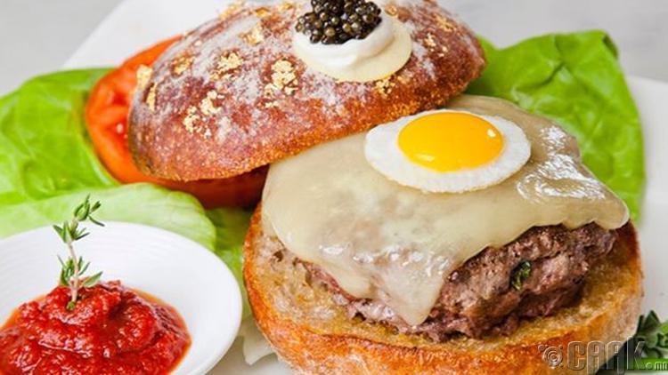 Бургер - 5,000 доллар