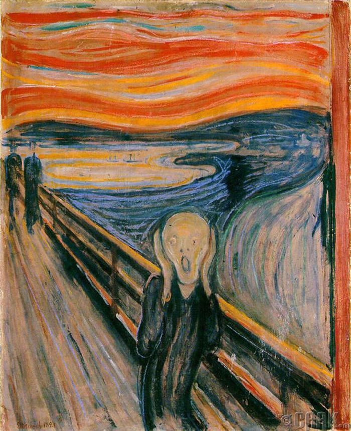 """""""Scream"""" - 119,900,000 доллар"""