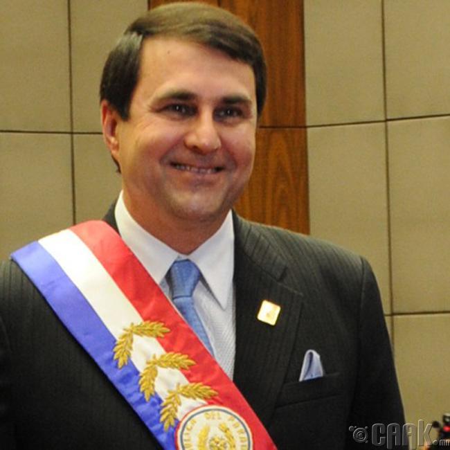 Федерико Франко (Federico Franco) - Парагвай