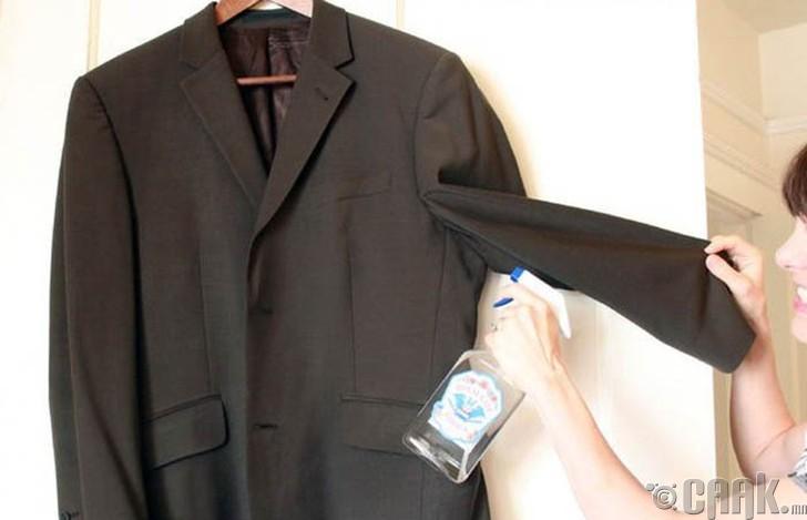 Хувцас цэвэрлэх