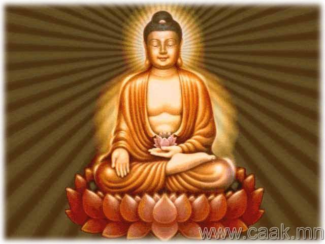 Бүх буддистууд бясалгал хийдэг.