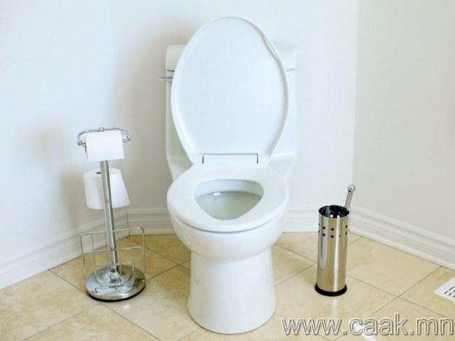 Ариун цэврийн өрөөгөө цэвэрлээрэй