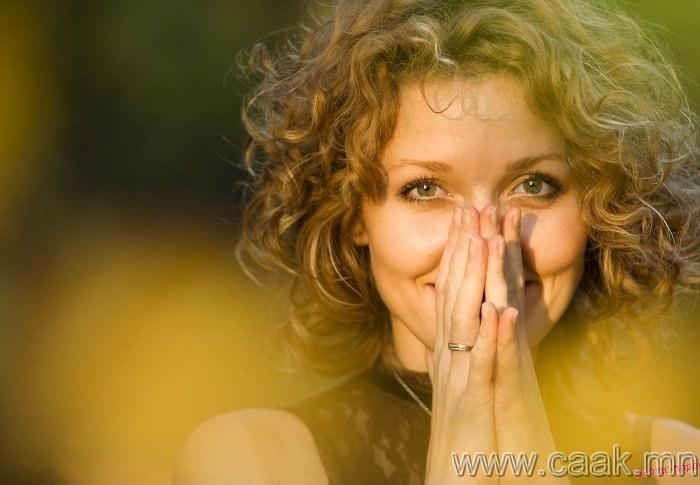 30 гаруй насны эмэгтэйчүүдийн зөн совин гайхалтай байдаг