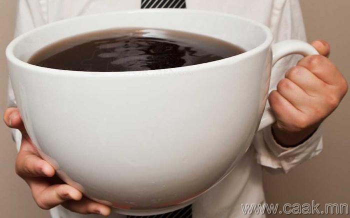 Кофе танд шарталтыг үгүй хийхэд тусална