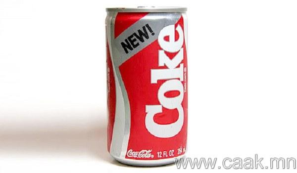 """""""Coca Cola""""-ийн шинэ жор"""