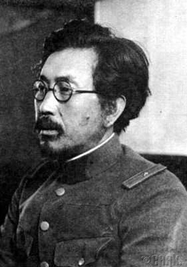Широ Иший (Shirō Ishii)