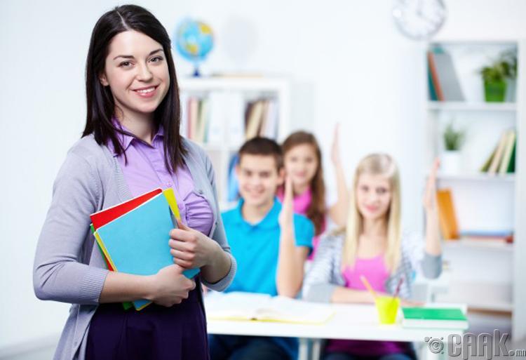 Зуслангийн багш