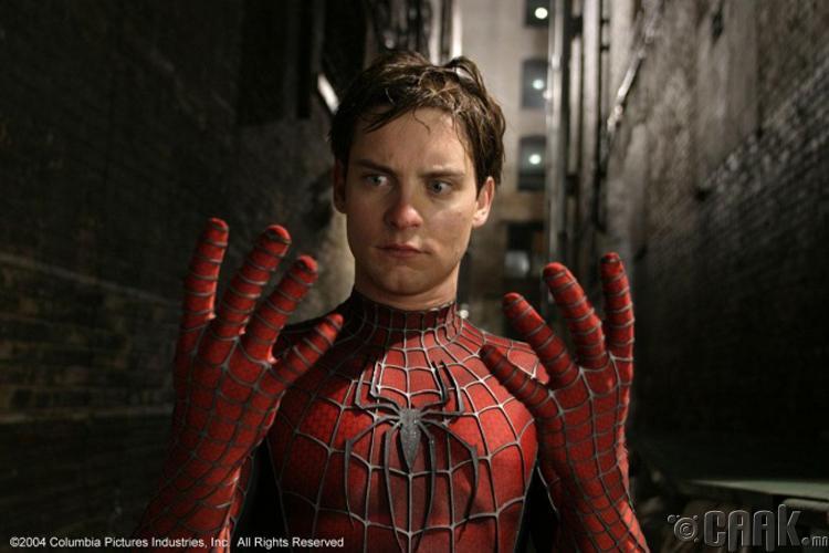 """Spiderman""- Өөрчлөлт"