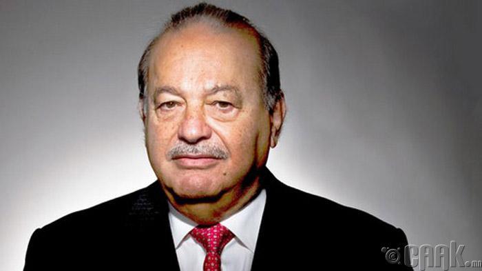 Карлос Слим Хелү (Carlos Slim Helu)