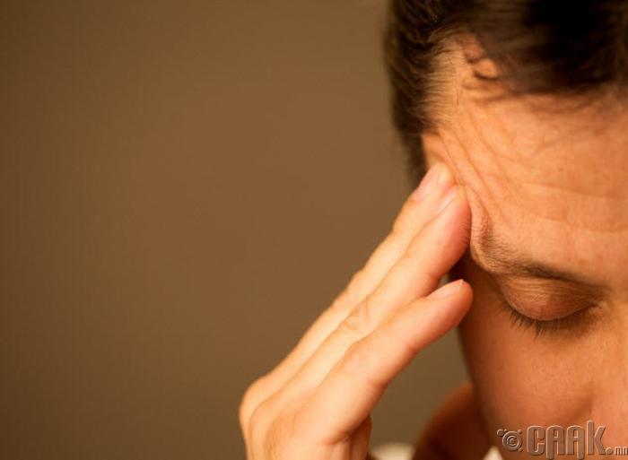 Толгойны өвчин