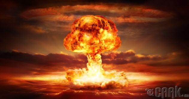 Цөмийн зэвсгийн дайн