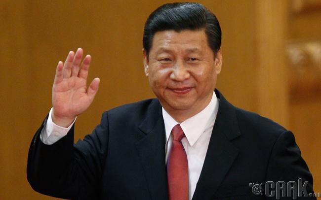 Ши Жиньпин (Xi Jinping) - БНХАУ