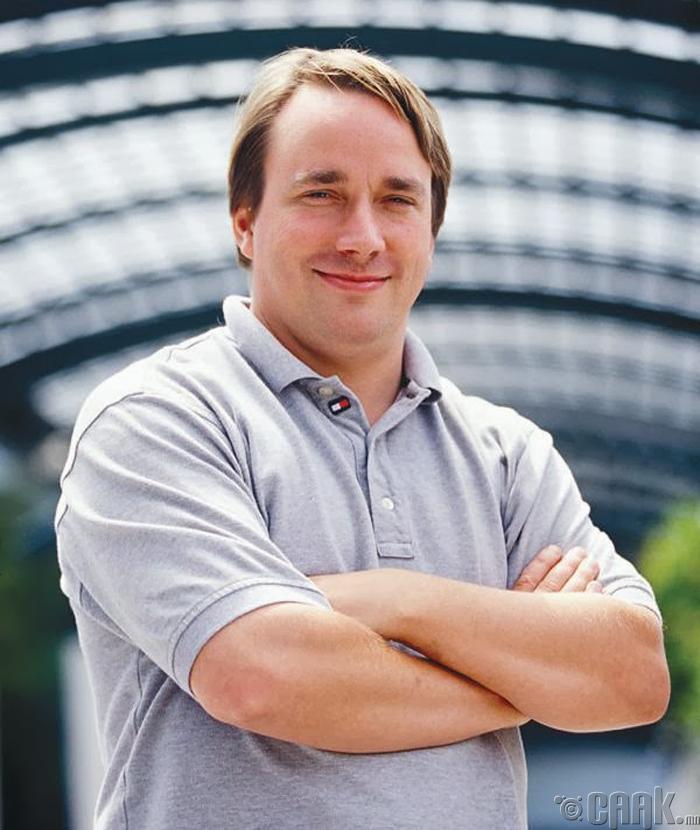 Линус Торвальдс (Linus Torvalds)