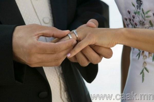 Сүнсний гэрлэлт
