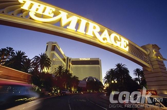 Mirage (Лас-Вегас, Невада)