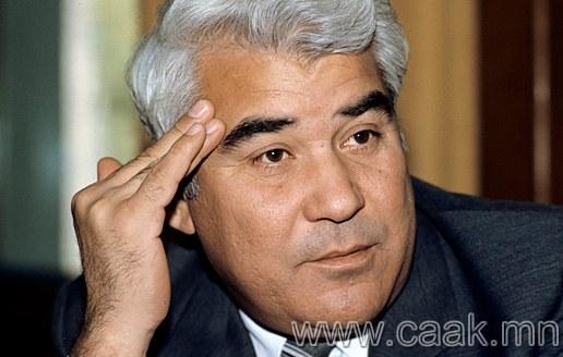Туркменистан улсын хорио