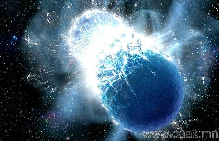 Өөр гарагтай мөргөлдөх онол
