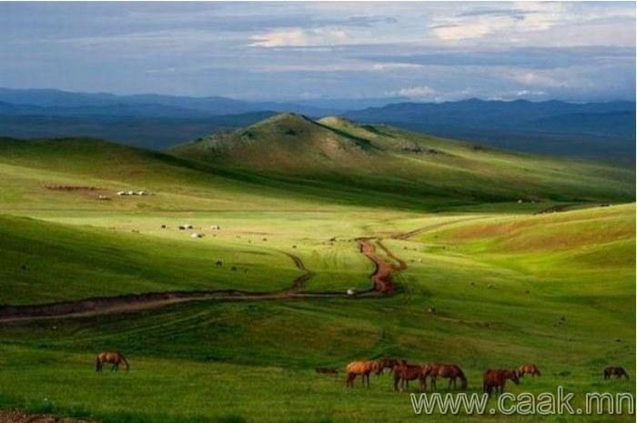 Хүн амын нягтшил хамгийн багатай улс – Монгол
