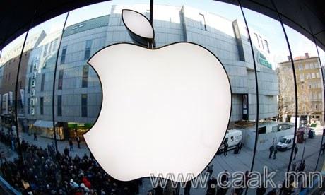 Apple мэт өөдрөг байцгаая.
