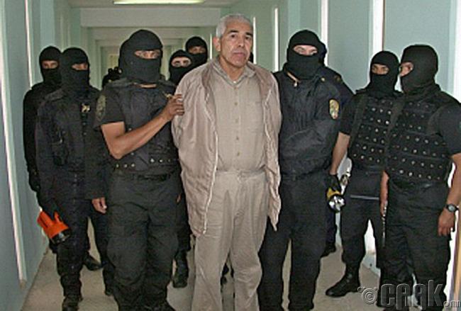 Рафаэль Кинтеро Каро - 650 сая доллар
